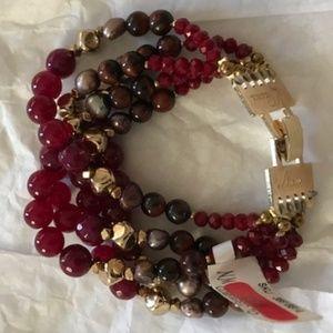 Neiman Marcus brand new Bead Bracelet